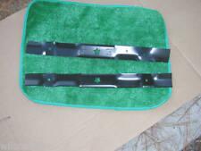 """6 Pack Husqvarna 46"""" Genuine Mulching Blades 403107 532403107 Craftsman Poulan"""