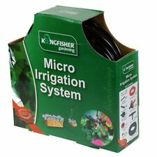 MICRO IRRIGATION SYSTEM HANGING BASKET GARDEN GREENHOUSE WATERING KIT SET MIS1