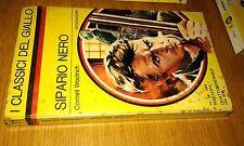 CLASSICI GIALLO MONDADORI #   71-CORNELL WOOLRICH-SIPARIO NERO-1969