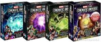 Marvel Cinematic Universe Phase 1 2 3 [Blu-ray] Collector Edition 4-Set Avengers