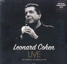 Leonard Cohen - Live at The Complex - LA 1993 NEW SEALED 180g LP