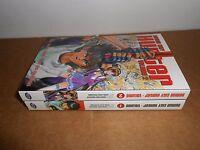 Demon City Hunter vol. 1-2 ADV Manga Graphic Novel Book Lot in English