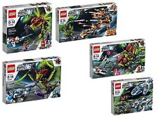 Lego ® Galaxy Squad set 70702+70703+70705+70708+70709 nuevo embalaje original new to 60079 60080