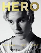 HERO Fashion Magazine no 13, Justin Bieber by Hedi Slimane NEW