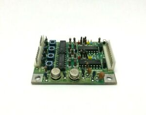 Mitutoyo SRD-5 AMP R20 MP68805 Pre-Amp Board / Card for Encoder Motor, CMM