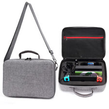 For Nintendo Switch Portable Hard Shell Suitcase Storage Carrying Bag