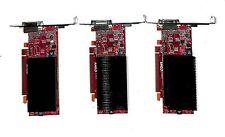 LOT 3X ATI FirePro 2270 512MB Video Card - Dell G9C76
