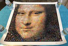 Mona Lisa By Neil Farkas