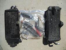 1996 YAMAHA YZ125 RADIATORS W/ HOSES