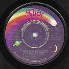 DYNASTY - I DON'T WANT TO BE A FREAK - SOLAR 1979 - ORIGINAL 70s DISCO FUNK SOUL