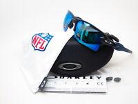 Oakley NFL Flak 2.0 XL OO9188-C559 Matte Black w/Prizm Sapphire Sunglasses