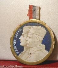 1916 MEDAILLE INSIGNE JOURNEE SERBE SERBIE SERBIA