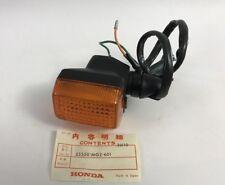 Freccia ant. Sx - Winker Front L. - Honda XL600R NOS: 33350-MG2-601
