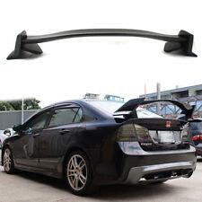 Unpainted Honda Civic 8th 4DR Sedan TYPE R Trunk Boot Spoiler 2011 NEW EX LX
