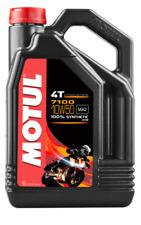 Aceite Motos 4T Motul 7100 10W50, 4 litros