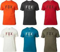 Fox Racing Shield Premium T-Shirt - Short Sleeve Graphic Tee Mens Motocross MTB