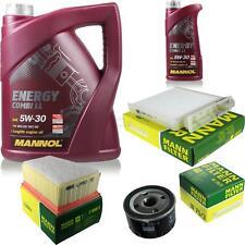 Ölwechsel Set 6L MANNOL Energy Combi LL 5W-30 + MANN Ölfilter Service 10045547