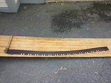 ANTIQUE Crosscut Saw Tool Blade with Only One Handle
