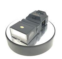 Miranda 28 CD FLASH FLASHGUN - working - Great Condition Fits all SLR camera#479