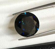 Eye Clean Round Bi-Colour/Multi-Colour Loose Sapphires