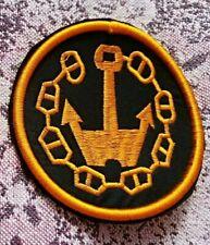 Azerbaijan Military Navy Marine Forces Cloth Patch Coast Guard