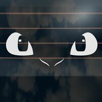 Toothless  Train Your Dragon Sticker Decal 150mmH Car Wall Art iPad macbook