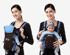 Breathable Front Facing Baby Carrier 4 in1 Infant Comfort