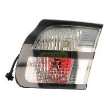 SAAB 93 9-3 08-12MY CV CONVERTIBLE WHITE CLEAR RIGHT INNER LAMP 12770166 SUFFOLK