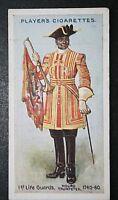 1st Life Guards  Negro Trumpeter   Original 1912 Vintage Card # VGC