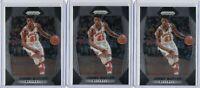 3 2017-18 Panini Prizm Jimmy Butler #84 Base Card Lot Timberwolves Heat Bulls