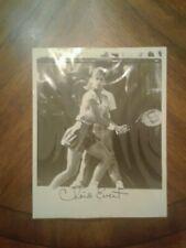 Chris Evert Tennis Champion 8 x 10 Glossy hand signed original autographed photo