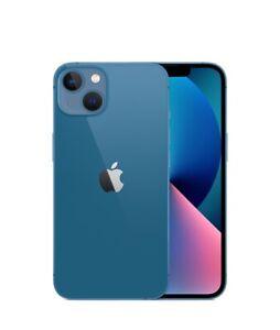 iPhone 13 Blue 128GB Unlocked Sealed Box UK