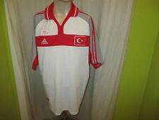 """Türkei """"TFF"""" Nr.998 Original Adidas WM Qualifikation Trikot 2000-2001 Gr.XL TOP"""