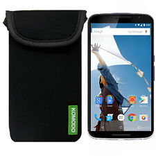 KOMODO NEOPRENE POUCH CASE FOR MOTOROLA NEXUS 6 SOCK POCKET CASE COVER UK NEW