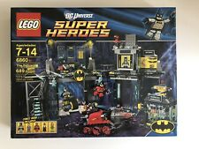 *NEW* LEGO DC Super Heroes The Batcave 6860 Retired