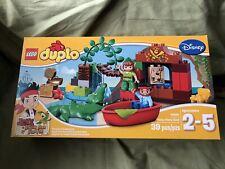 LEGO DUPLO PETER PAN'S VISIT( 39 PIECES ) ~10526~( AGE 2-5 ) Disney