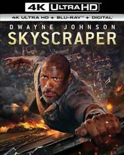 SKYSCRAPER USED - VERY GOOD DVD