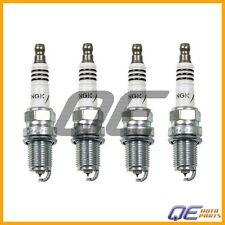 Set of 4 Spark Plugs NGK Iridium Resistor BKR7EIX