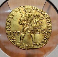 1720 Netherlands › Dutch Republic • Utrecht - Gold 1 Gulden DDO World Coin
