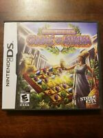CRADLE OF ATHENA - NINTENDO DS - COMPLETE W/ MANUAL - FREE S/H - (B25A)