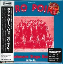KASHMERE STAGE BAND-ZERO POINT-JAPAN MINI LP CD F30