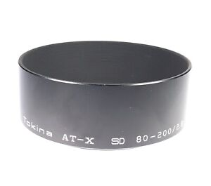 Genuine Tokina 72mm Metal Lens Hood Shade for SD AT-X 80-200mm f/2.8