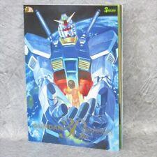 GUNDAM Mobile Suit 30th Anniv. Official Book Art Fan Book 2009 Ltd Japan