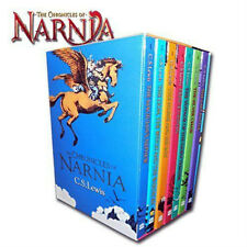 The Chronicles of Narnia Collection C.S. Lewis 7 Books Box Set Gift Pack