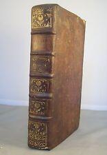 M. TULLII CICERONIS ORATIONUM / T1 RELIURE CUIR 1757