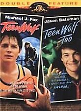 Teen Wolf 01 & 02 Double Feature (DVD, 2004, 2-Disc Set)