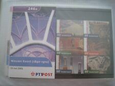 Netherlands Presentation Pack Mint 2001 -  Nr 246a/b Art Nouveau