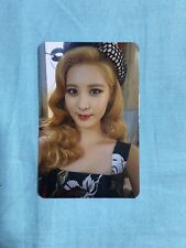 GIRLS' GENERATION SNSD You Think 5TH ALBUM Official Seohyun PHOTOCARD