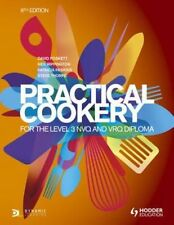 Practical Cookery for the Level 3 Nvq and Vrq Diplomawhiteboard Etextbook, Foske