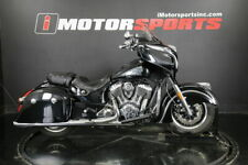 2017 Indian Motorcycle Chieftain Thunder Black Pearl